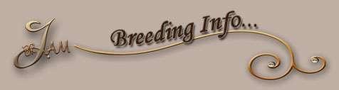Breeding Info..